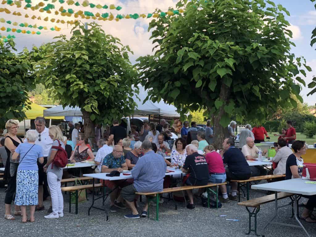 Dordogne night markets