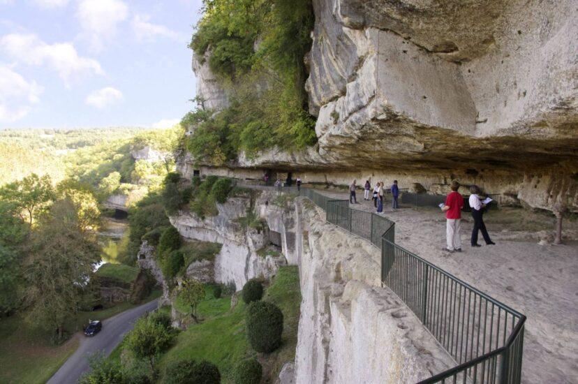 La Roque Saint-Christophe, Peyzac-le-Moustier